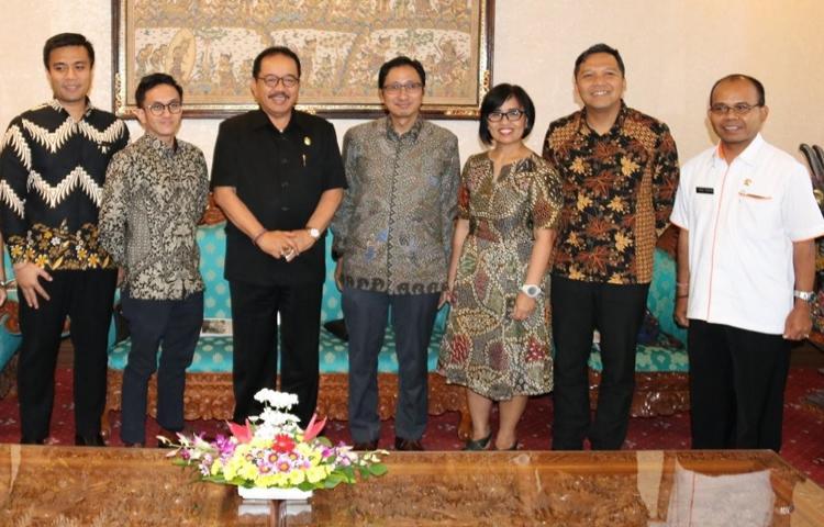 Animo Peserta Meningkat, Wagub Cok Ace Berharap Maybank Bali Marathon Masuk Kalender Tahunan