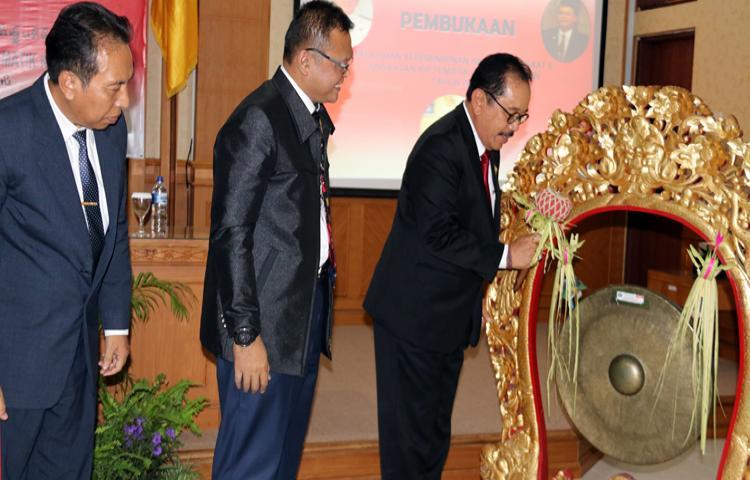 Buka Diklat Pim  II Tematik Kepariwisataan, Wagub Cok Ace Minta ASN Tumbuhkan Jiwa Enterpreneur