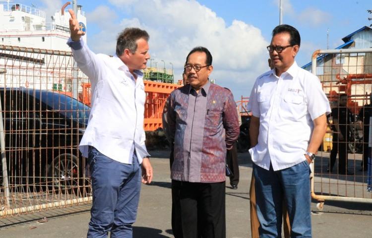 "Dukung Perangi Sampah Plastik, Wagub Apresiasi Solusi Yayasan ""Race For Water"""