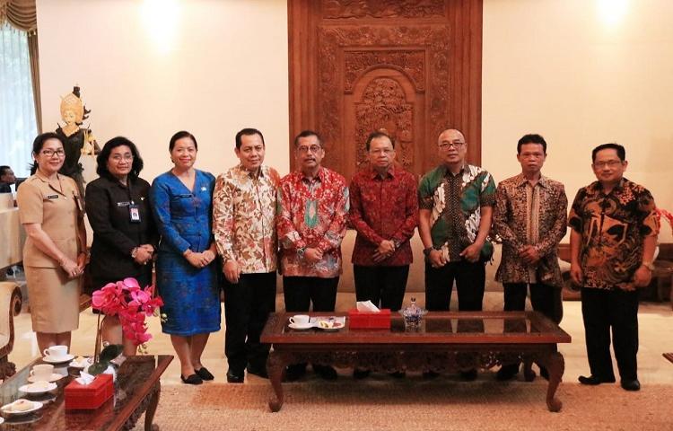 Gubernur Koster Ingin Arsip Pemprov Bali Tertata Rapi Dengan Teknologi Digitalisasi