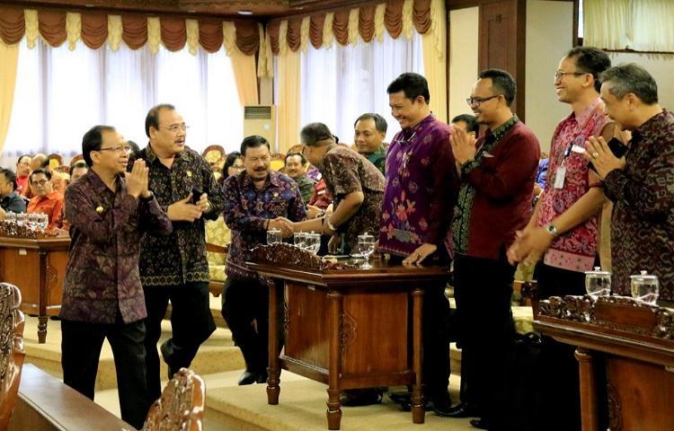 Gubernur Koster Tegaskan Postur Penyusunan APBD Provinsi Harus Sehat