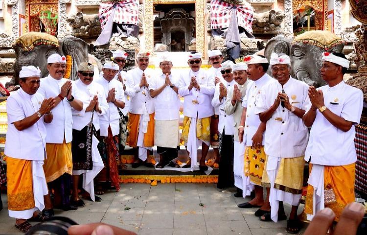 Gubernur Koster Tegaskan Tidak Main-Main Lindungi Alam dan Budaya Bali