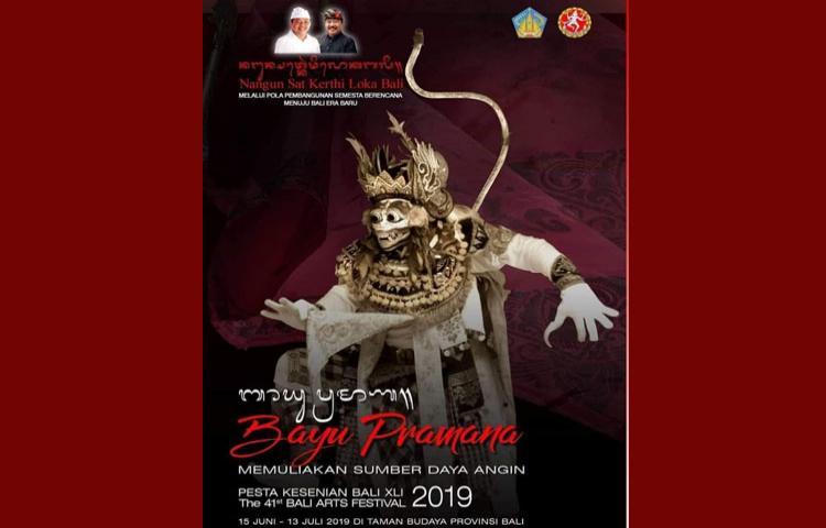 Jadwal Pesta Kesenian Bali 2019