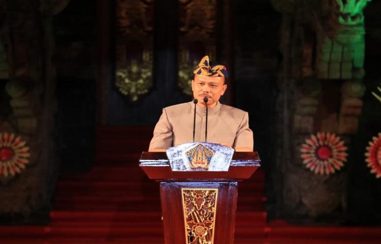 Jegeg Bagus Bali  Diharapkan Jadi Generasi Muda Yang Kreatif dan Inovatif