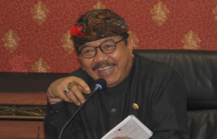 Susun Rencana Pariwisata 2020, Wagub Cok Ace Pimpin Rapat Evaluasi Pariwisata Bali 2019-2018