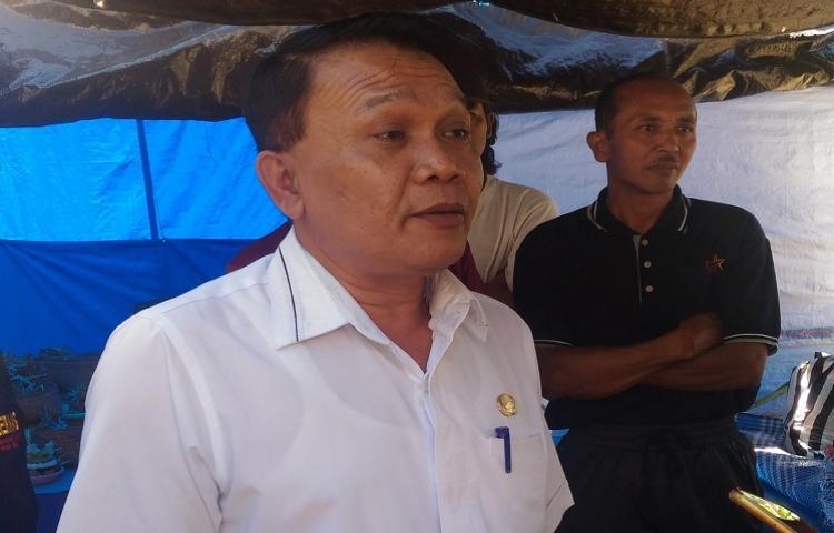 Tinggal Dalam Satu Tenda, Dinsos Bali Bantu Tiga KK Miskin Asal Penaga, Bangli