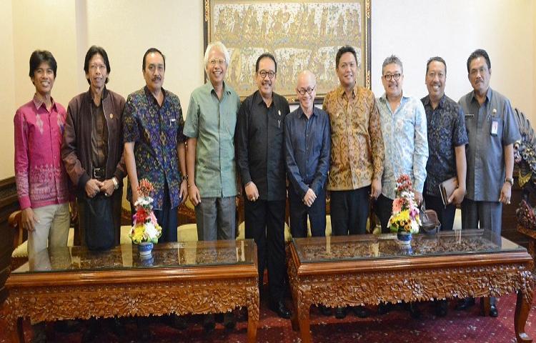 Wagub Cok Ace Dorong Eksistensi Para Arsitek Bali