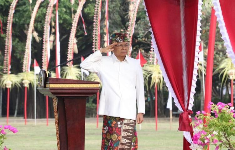 Wujudkan Bali Era Baru, Gubernur Koster Ajak Kerja Tulus dan Lurus